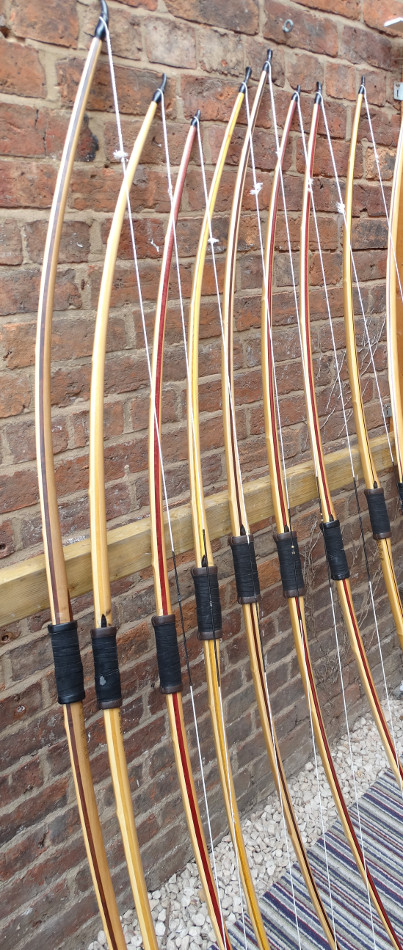 Longbow- in Stock Models