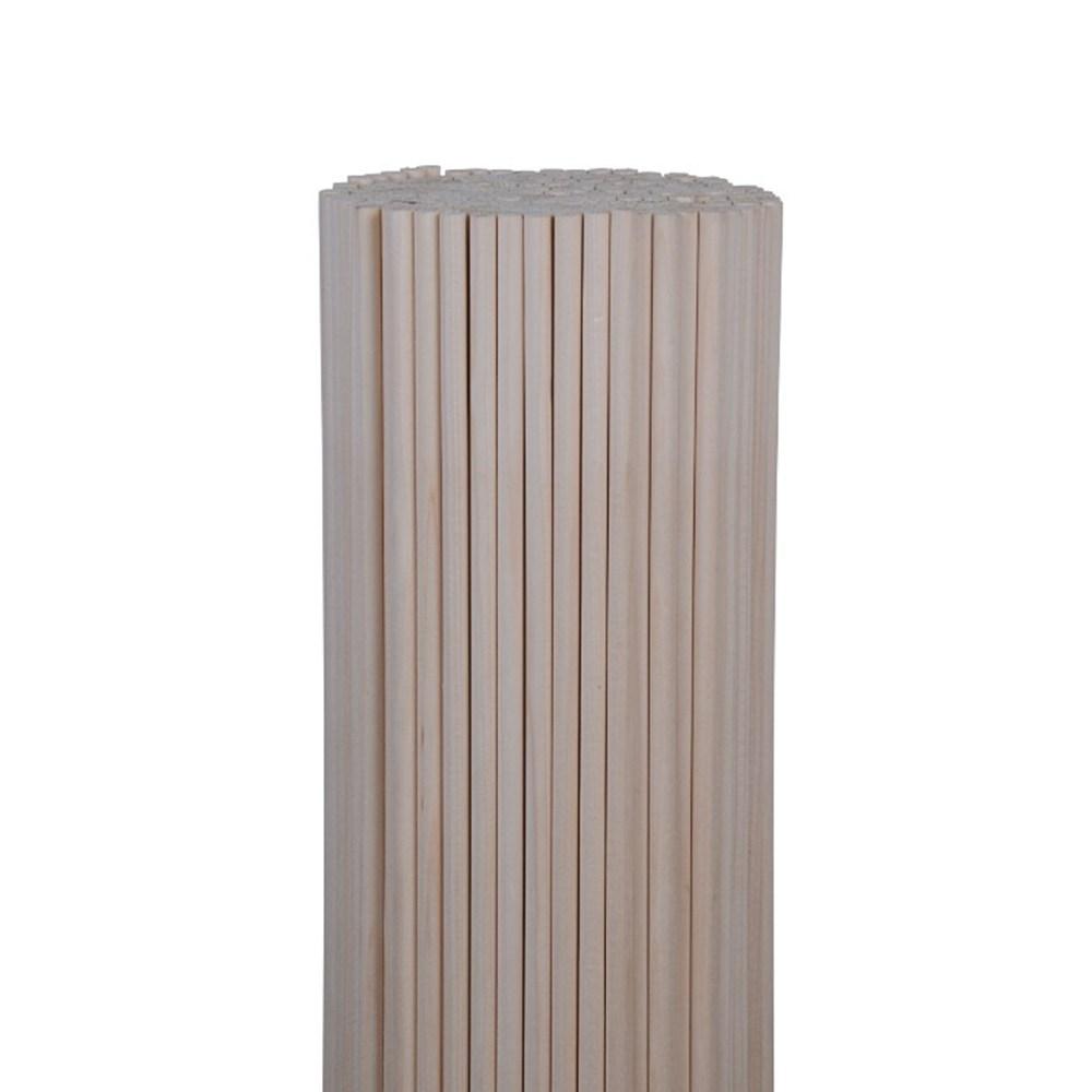 Spruce Wood Shafts 11/32