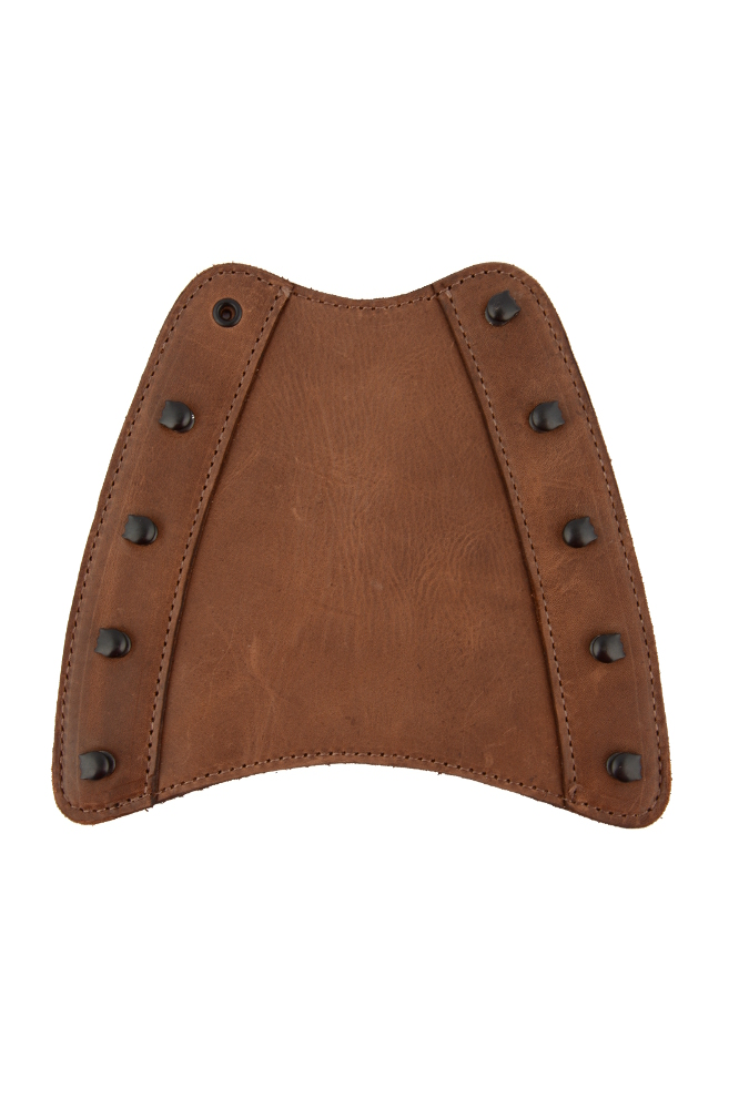 Crazy Horse Bracer, high quality cow leather.