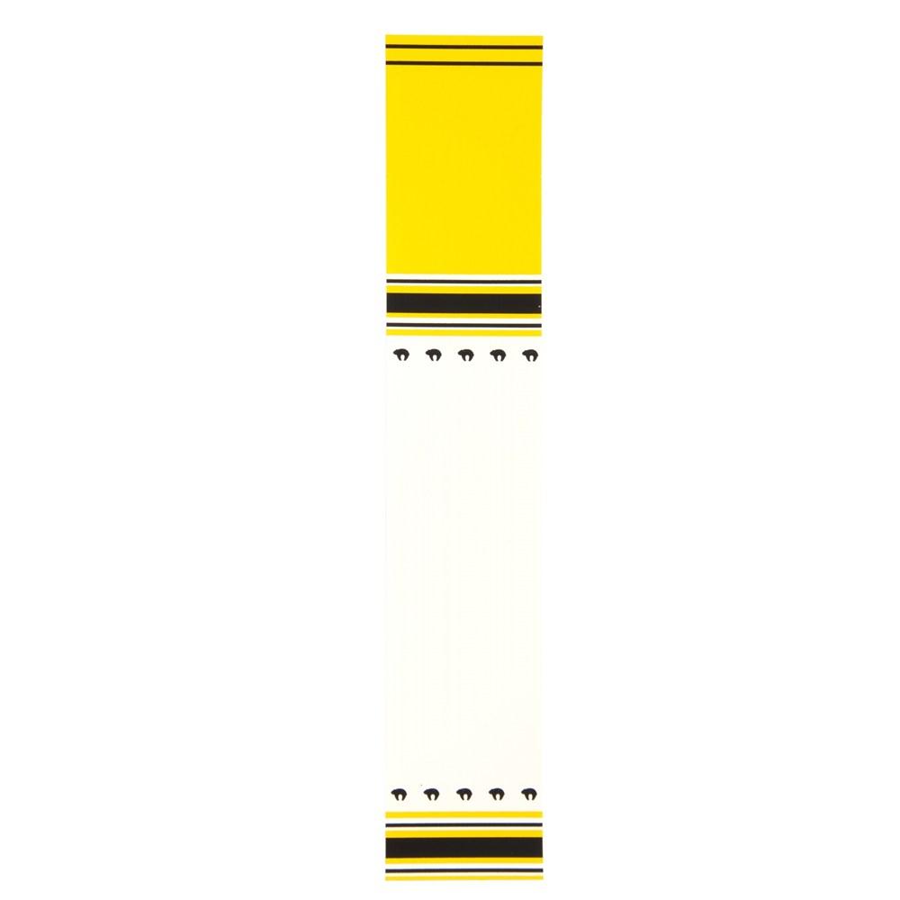 Arrow Wraps - Crested Yellow/Black/White