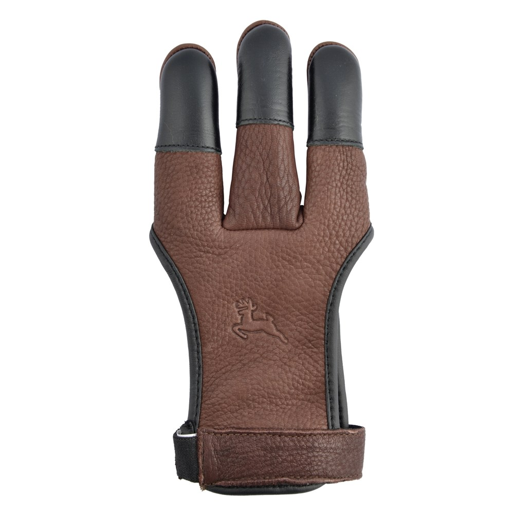 Deerskin Glove palm side