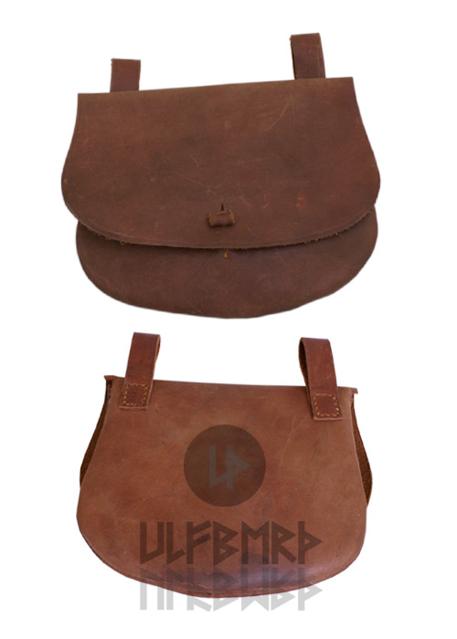 Curved Pouch