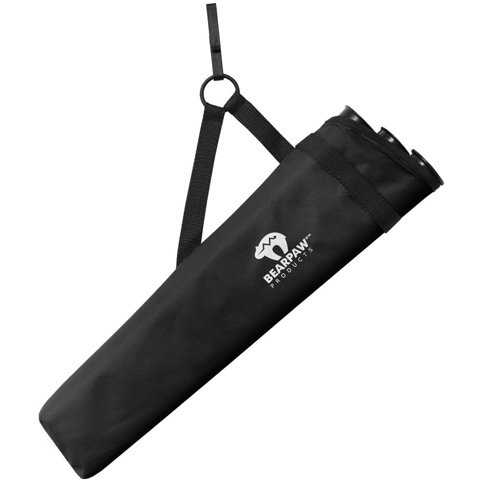 Clip Two side quiver black