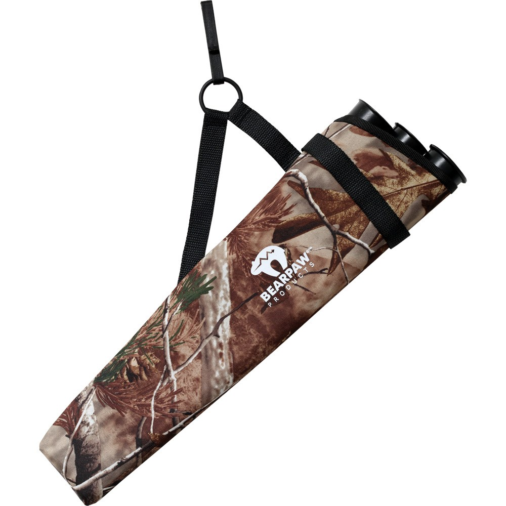 Clip Two side quiver camouflage