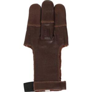 damascus shooting glove, inner