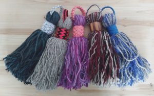 Woolen Tassel for archery