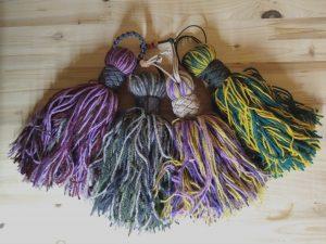 Wool Tassels