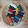 Polyester thread binding Thread Spools
