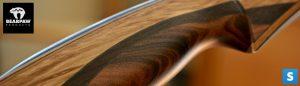 Bearpaw bow