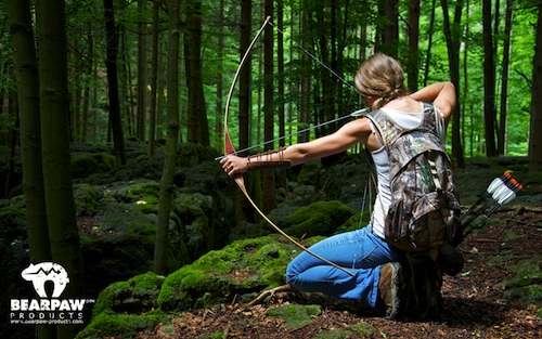 Archery - Bearpaw Outdoors Girl