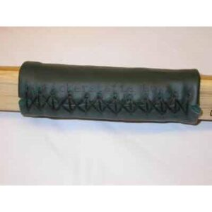 Bickerstaffe beginners longbow leather grip