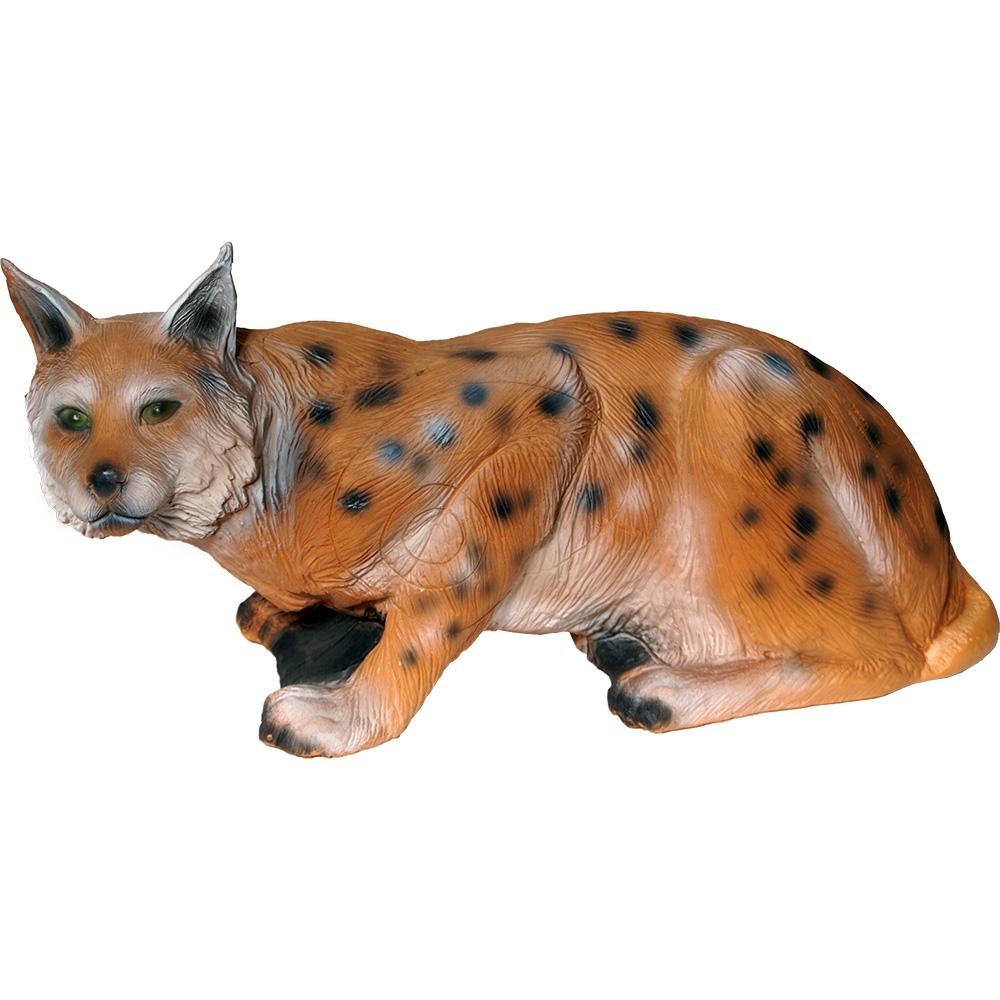 3D Lynx Crouching Group 2