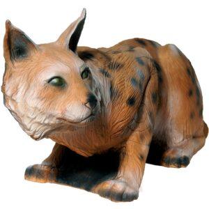 3D Lynx Crouching Target Group 2