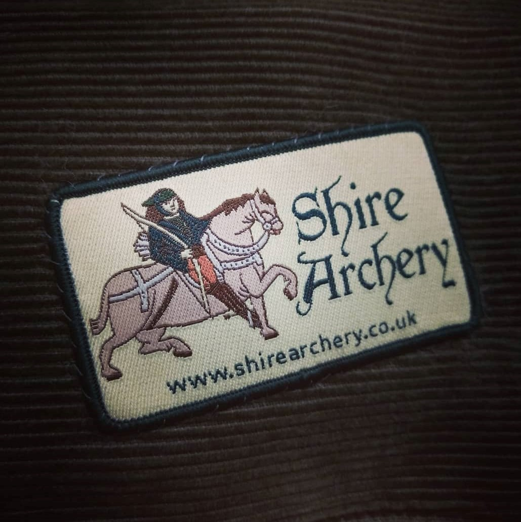 shire archery patch