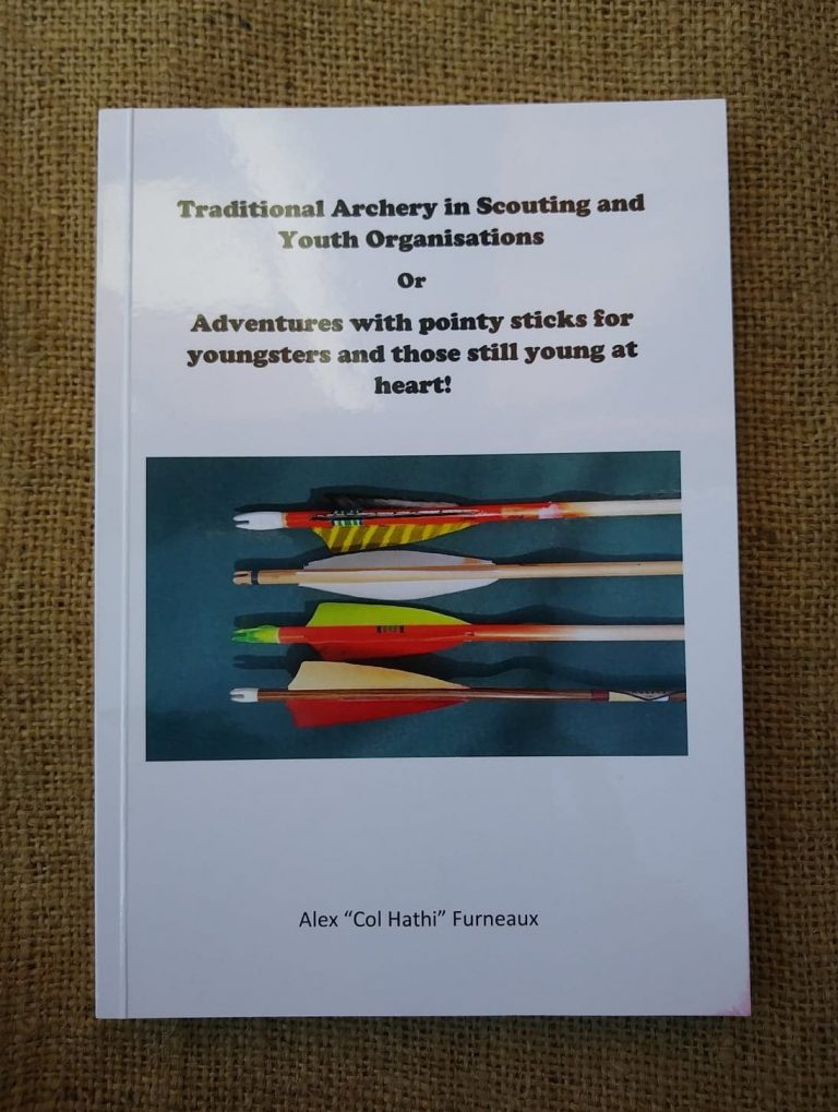 Teaching traditional archery