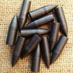 Steel Bullet Pile