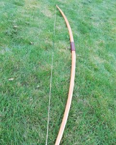 Loxley longbow strung