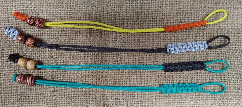 Longbow String Keeper